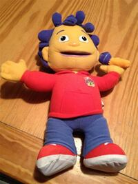Sid the Science Kid talking & singing plush - 12""