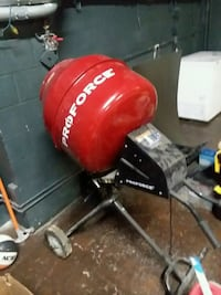 red and black Craftsman air compressor Washington