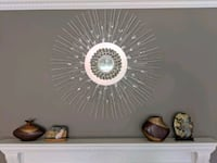 Gorgeous Silver Mirror - 32 inch Wall Hanging  Oakville, L6M 0P4