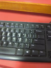 black and gray corded computer keyboard Madurai, 625020
