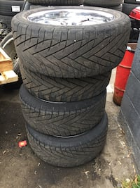 Tires and Rims Mississauga