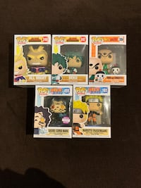 Anime Funko Pops (Prices in desc.)