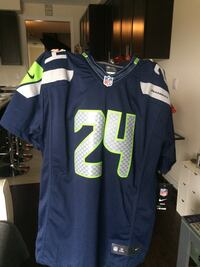 Nfl Seahawks jersey youth xl