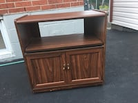 TV Stand with cabinet Hamilton, L8T 1K6