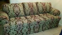 FIRM & FANCY 3SEAT SOFA