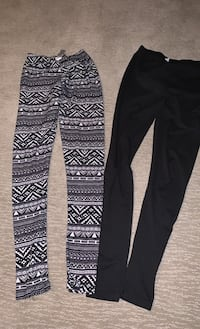 Leggings both sz Small  Edmonton, T6W 0S2
