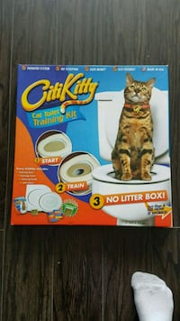 CitiKitty Cat Toilet Training System Toronto, M9P
