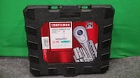 Craftsman 934869 15-Piece 1/2 Inch Drive Ratchet and Socket Set -Made in USA- 73107