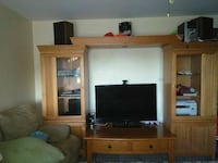 Tv unit only ( tv and table not included)
