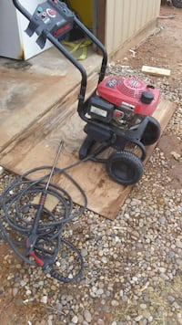red and black pressure washer Norman, 73072