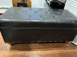 Beautiful Ottoman with storage space