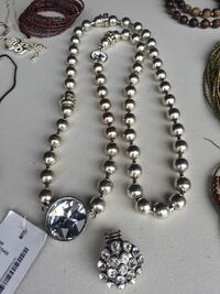 Necklace and ring set Laval, H7X