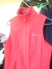Columbia fleece Sleeveless Jacket Little Canada, 55117