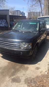 Land Rover - Range Rover - 2003 AS IS Toronto, M9W 6A5