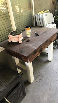 Reclaimed wood table Riverbank, 95367