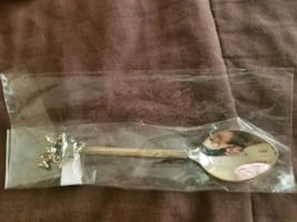 Babys first silver spoon