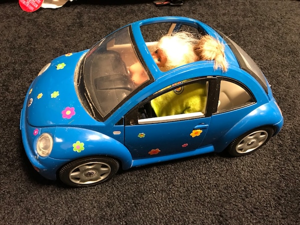 Punch Buggy Car >> Barbie Punch Buggy