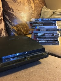PS3 500gb Bundle With Games Orillia, L3V 3T9