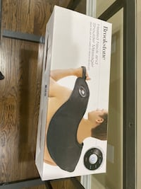 Back & Shoulder Massager