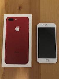 Product red iphone 7 plus with box Miami, 33174