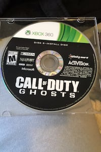Gta5 and COD Ghost xbox games need gone Elkhart, 46514