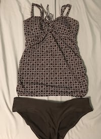 Swimsuit Size 12 top, small bottoms. Coverup and shorts. Antrim, 17225
