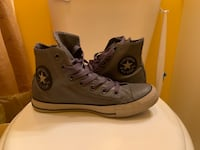 Converse All Star Sneakers- grey Upper Marlboro, 20772