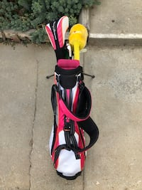 little girl golfbag and clubs Boise, 83704