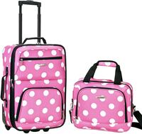 2pc Kids Suitcase Set - New