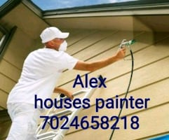 Houses painter available