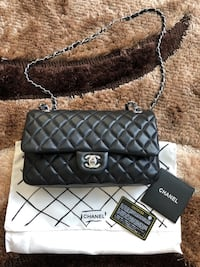 Chanel lambskin double flap bag Toronto, M5S 3K1