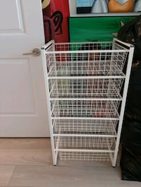 Metal shelf want gone FREE!!!!