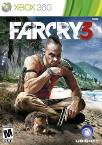 Far cry 3 (xbox 360) Strathroy, N7G 1K4