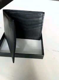 Mens wallet brand new leather .
