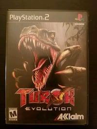 Turok Evolution for PS2