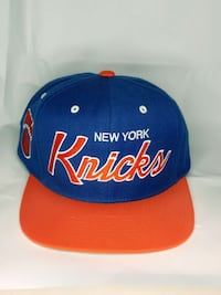New York Knicks embroidered blue and orange cap Ontario, M3H 5K3