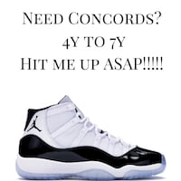 Concords 4y to 7t Odenton, 21113