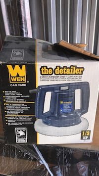 black and gray Stanley wet / dry vacuum cleaner box