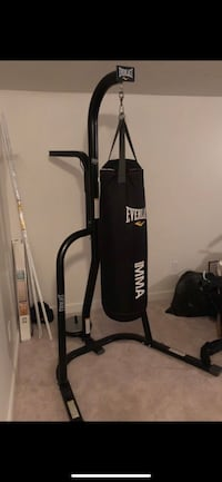 Everlast Punching bag and stand! Frederick, 21703
