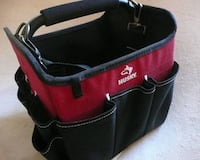 Husky All-Purpose Tote Tool Box w/ Shoulder Strap Fort Lauderdale