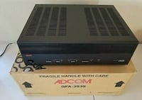 ADCOM GFA 2535 4 CHANNEL AMPLIFIER  Jacksonville, 32205