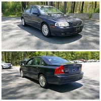 Volvo - S80 2.5T AWD - 2005 Boston