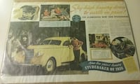 November 20th 1937 Saturday Evening Post Ad!  Farmingville, 11738