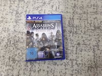 Assassin's Creed Syndicate PS4-Spielekoffer Lübeck, 23568