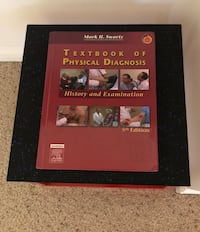 Textbook of Physical Diagnosis: History and Examination With STUDENT CONSULT Online Access Manassas, 20109