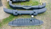 Jeep Jk front and rear bumper Port Orchard, 98366