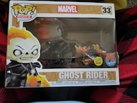 POP!! Marvel 33 Ghost Rider vinyl bobble-head box San Jose, 95117