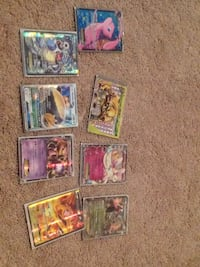 pokemon ex gx and break cards Broken Arrow, 74011