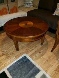 Solid wood coffee and end tables  Odenton, 21113
