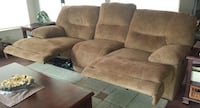 Power Recline Sofa and Loveseat ANCHORAGE